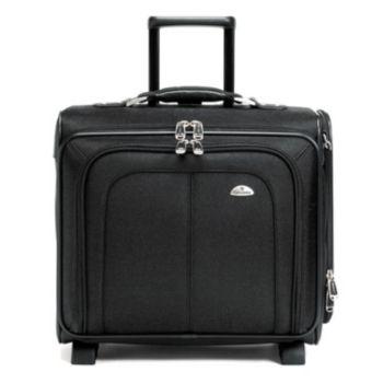 Samsonite Sideloader Mobile Office Wheeled Laptop Briefcase