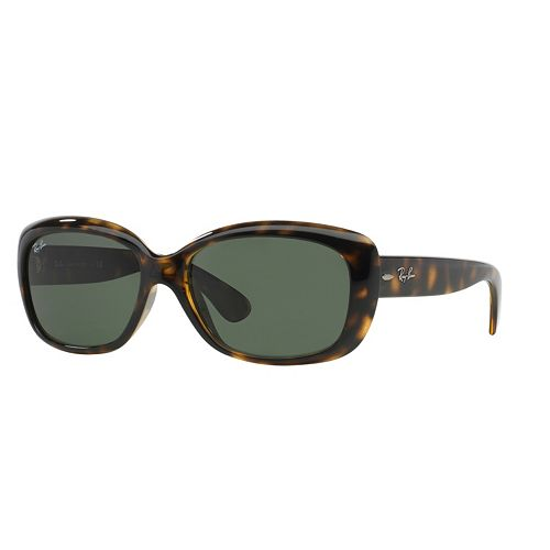 64b7886a77 Ray-Ban Jackie Ohh RB4101 58mm Rectangle Sunglasses