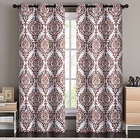 VCNY 2-pack London Blackout Curtain