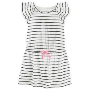 Girls 4-8 OshKosh B'gosh® Striped Raglan Tunic