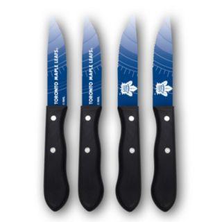 Toronto Maple Leafs 4-Piece Steak Knife Set