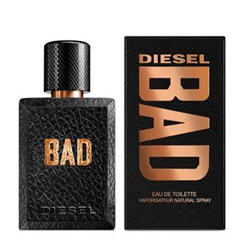 Diesel BAD Eau de Toilette Spray for Men