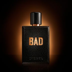Diesel BAD Eau de Toilette Spray for Men