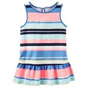 Girls 4-8 OshKosh B'gosh® Striped Drop-Waist Tunic