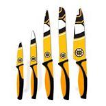 Boston Bruins 5-Piece Cutlery Knife Set