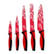 Detroit Red Wings 5-Piece Cutlery Knife Set