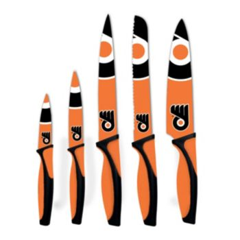 Philadelphia Flyers 5-Piece Cutlery Knife Set