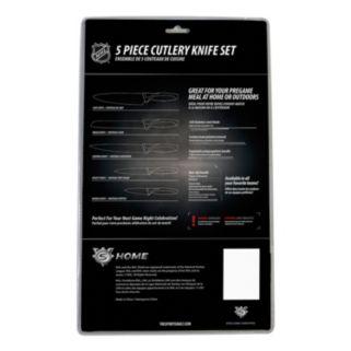 Vancouver Canucks 5-Piece Cutlery Knife Set