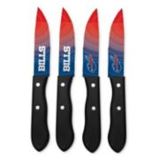 Buffalo Bills 4-Piece Steak Knife Set