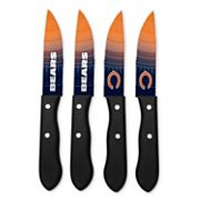 Chicago Bears 4 pc Steak Knife Set