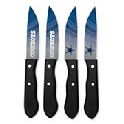 Dallas Cowboys 4 pc Steak Knife Set