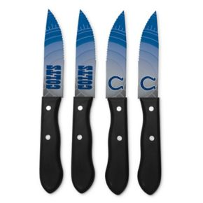 Indianapolis Colts 4-Piece Steak Knife Set