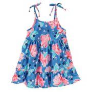 Girls 4-8 OshKosh B'gosh® Floral Tiered Tunic