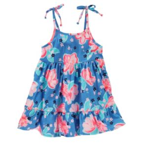 Girls 4-8 OshKosh B'gosh® Floral Tiered Tunic