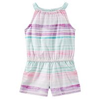 Girls 4-8 OshKosh B'gosh® Print Romper