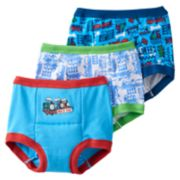 Toddler Boy Thomas & Friends 3-pk. Training Pants