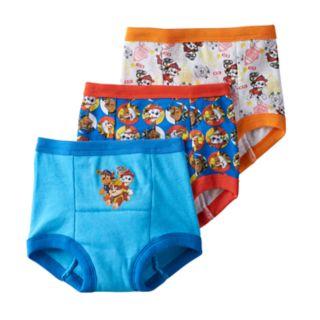 Toddler Boy Paw Patrol Chase, Marshall & Rubble 3-pk. Training Pants