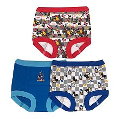 Disney's Mickey Mouse Toddler Boy 3 pkTraining Pants