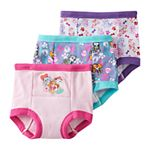 Toddler Girl Paw Patrol Skye Everest & Marshall 3pk. Training Pants
