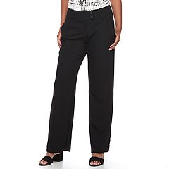 Women's Apt. 9® Curvy Dress Pants