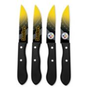 Pittsburgh Steelers 4-Piece Steak Knife Set