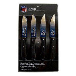 Los Angeles Rams 4-Piece Steak Knife Set