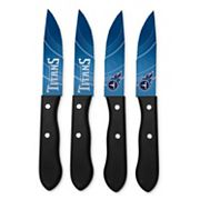Tennessee Titans 4 pc Steak Knife Set