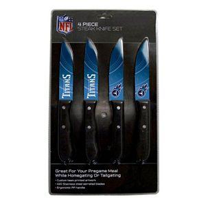 Tennessee Titans 4-Piece Steak Knife Set