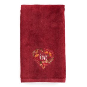 Celebrate Together Fall In Love Hand Towel