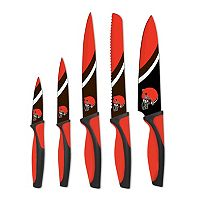 Cleveland Browns 5-Piece Cutlery Knife Set