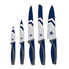 Dallas Cowboys 5-Piece Cutlery Knife Set