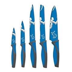 Detroit Lions 5-Piece Cutlery Knife Set