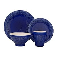 Sango Chromatic Gray 16-pc. Dinnerware Set