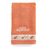 Celebrate Together Happy Harvest Hand Towel