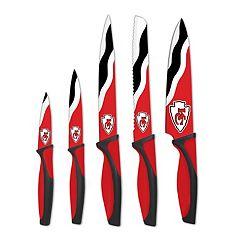 Kansas City Chiefs 5-Piece Cutlery Knife Set