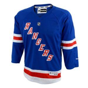 Baby Reebok New York Rangers Replica Jersey