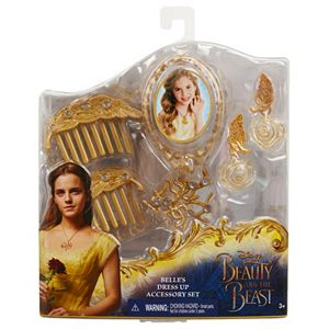 Disney's Beauty And The Beast Belle's Accessory Set