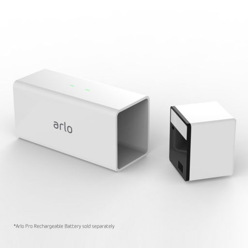 NETGEAR Arlo Pro Wire-Free HD Camera Charging Station