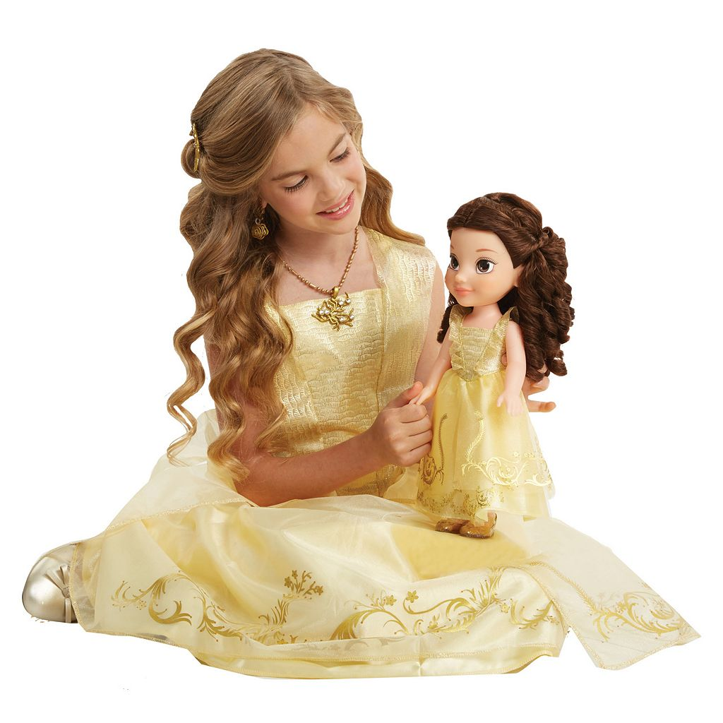 Disney's Beauty And The Beast 14-in. Ballroom Belle Doll