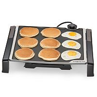 Presto 15 in Tilt-N-Fold Electric Griddle