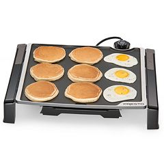 Presto 15-in. Tilt-N-Fold Electric Griddle