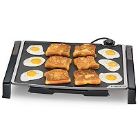 Presto 19 in Tilt-N-Fold Electric Griddle