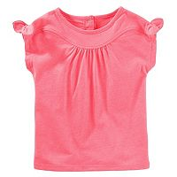 Toddler Girl OshKosh B'gosh® Knot Tie Sleeve Top