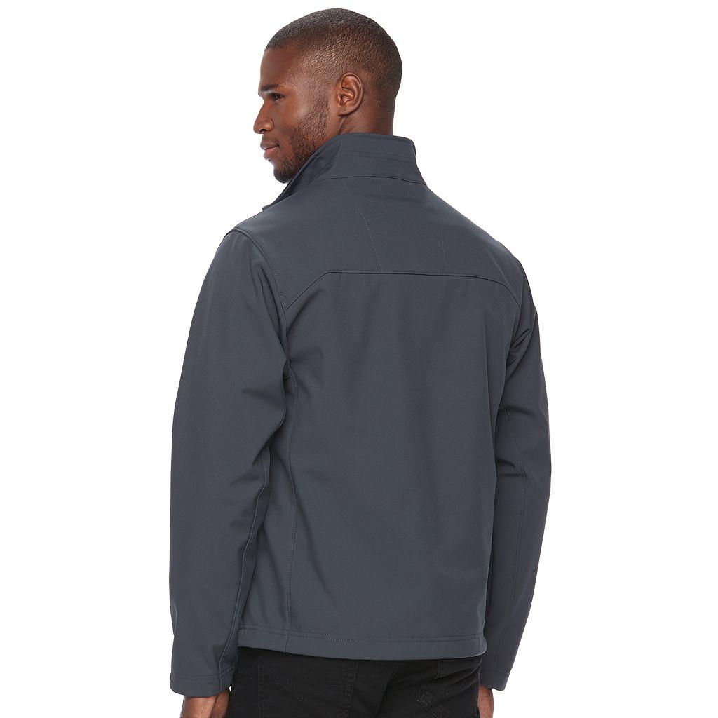 Men's Hemisphere Softshell Jacket