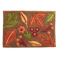 Celebrate Together Leaves Bath Rug