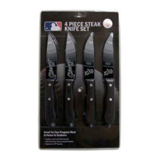 Chicago White Sox 4-Piece Steak Knife Set