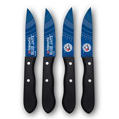 Toronto Blue Jays 4-Piece Steak Knife Set