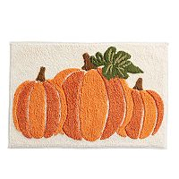 Celebrate Together Pumpkin Bath Rug