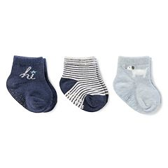 Baby Boy Carter's 3-pk. 'Hi' Socks