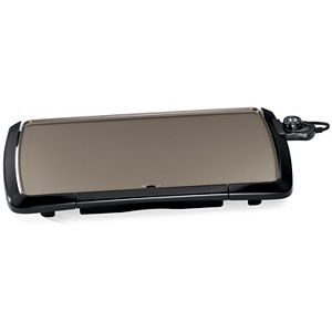 Presto Cool Touch Electric Ceramic Griddle
